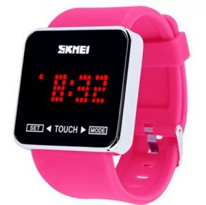 China Touch Screen Digital LED Waterproof Boys Girls Sport Casual Wrist Watches 0950 on sale