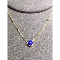 Tiffany brand jewelry 18k gold  necklace
