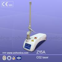 China 15w  Surgical Co2 Laser Machine for Scar removal and Pigment Removal on sale