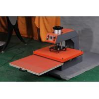 Smoked Pull Type Pneumatic Simplex Heat Press Machine for Ceramic / Plastic