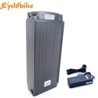 China LG cell Rear Rack Electric Bike Lithium Battery 52v 16ah High capacity on sale