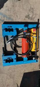 China HDD HYDRAULIC DRILL PIPE BREAKOUT TONGS FOR 90-120MM DRILL PIPE on sale