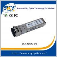 10g sfp 80km optical transceiver 80km sfp zr module, fiber optic equipment 10g sfp+