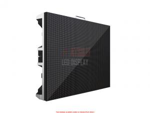China P4mm SMD1921 Outdoor LED Video Wall High Brightness High-Definition LED Screen Wall on sale