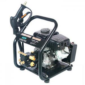 China 2500psi 6.5HP 4.9KW Petrol Pressure Washer  on sale