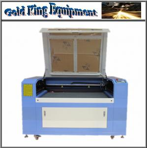 China Gold-1290 Wood,Acrylic,MDF,Leather,Paper,Rubber,Cloth Laser cutting machine on sale