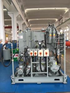 China Stainless Steel Hydraulic Cylinder Pump Unit With 16ml/r - 270ml/r Hydraulic Pump on sale