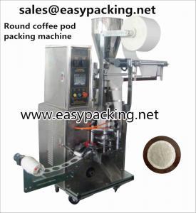 China round shape coffee pod machine on sale