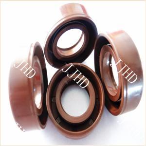 China hydraulic viton double lip oil seal on sale