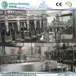 Small 304 welded carbonated drink filling machine 3000kg Weight