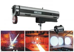 China DMX 1200W Followspot Spotlight Lighting Stage Equipment 30 Metres Distance on sale