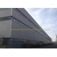 DIN GB JIS Durable Multi Floor Building Hot Dip Galvanized C / Z Channel Steel