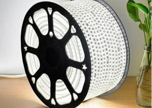 China Flexible AC110V 220v Led Strip Lights , High Voltage Waterproof Led Strips on sale