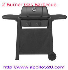 China Barbecue Gaz 2burner on sale