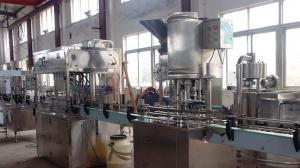 Quality semi liquid filling machine for sale