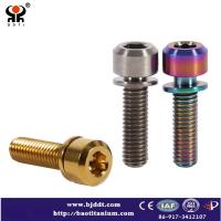 Titanium bolts screw for bicycle M5X18mm