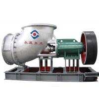 Chemical Horizontal Axial Flow Pump , Forced Circulation Pump Single Stage