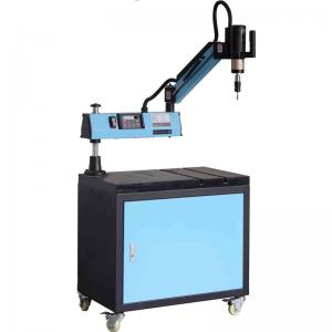 China Factory High Torque Hydraulic Tapping Machine , M30 Pneumatic Tapping Machine on sale