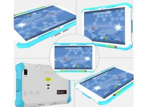 China Waterproof 10 Inch Industrial Android Tablet Rugged With Android OS Wifi Bluetooth on sale