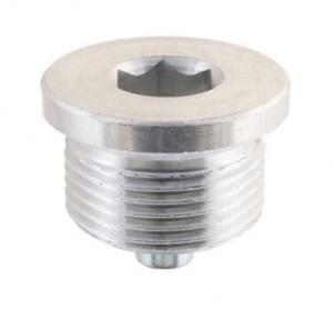 China Alloy Pipe Fittings Threaded Plug on sale