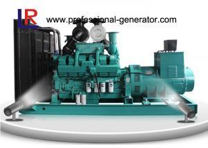 China OEM 400V Open Diesel Generator Cummins , 600kw Diesel Generating Set with Electric Motor on sale