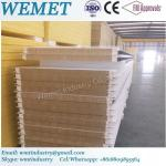 500-1000mm rock wool fire proof insulated wall panel for steel warehouse
