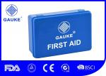 Germany Standard DIN Standard First Aid Kit Box With 4 Chambers Square Shape
