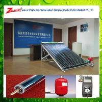 China Split Pressurized Evacuated Tube Thermosyphon (passive) Indirect / Closed Loop (Active) So on sale