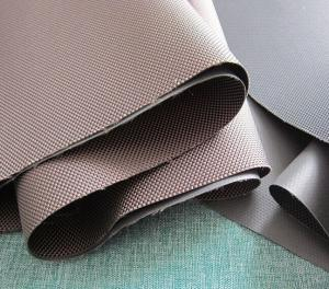 China 1680D PVC coated fabric for bag on sale