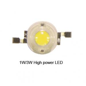 Quality Blanco del poder más elevado LED 1W/3W for sale