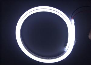 China Pink Violet Color Outdoor LED Strip Lights Waterproof / LED Neon Flex Tube on sale