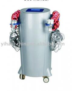 China IH48E Led Vibration 40Khz Ultrasound Cavitation Slimming machine on sale