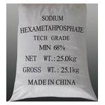 ナトリウムのhexametaphosphate 68%min