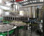 Mango / Sugarcane Aseptic Juice Filling Machine 40 Rinsing Heads 6000BPH