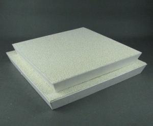 China Ceramic Foam Filter CFF-A for Aluminum Casting on sale