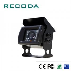 China AHD Infrared Led Police Car Cameras IP68 Waterproof IR Night Vision Rear / Front View on sale