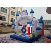 China 0.55mm PVC Fire Resistant Outdoor Happy Hop Inflatable Jumping Castle on sale
