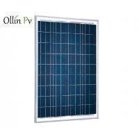 Polycrystalline 90W 12V Solar Panel For Space Exploration And Other Forms Transportation