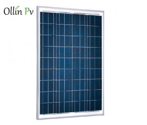 China Polycrystalline 90W 12V Solar Panel For Space Exploration And Other Forms Transportation on sale