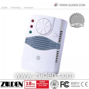 China High Quality Wired Gas Leakage Sensor with Solenoid Valve For Home Security on sale