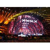 Stage Show Rental Led Display Screen , Led Big Display  Ultra Clear Ultra Slim