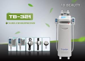 China Cryo Liposuction Cryolipolysis Slimming Machine 40K Cavitation RF Body Slimming Machine on sale