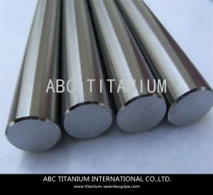 China ASTM F67 grade2,grade1 medical Titanium round bar in stock on sale