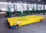 Steel Factory Battery Operated Motorized Transport Vehicle to Molds Dies Transfer