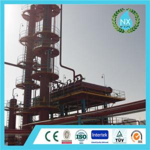 China Waste oil pyrolysis and refine plant on sale