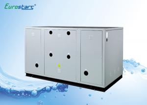 China Geothermal Water Source Heat Pump Connecting With Terminal Fan Coils on sale