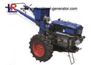 China Mini Diesel Good Quality Farm 10HP Small Walking Tractor Hand Operated Electric Start on sale
