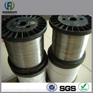 China le fil de nickel de la pureté 99,9% 99,6%, dia0.5, 1,0, 2,0, 3,0 nickellent le fil NO2200, N4, fil chaud de Ni de vente du fil N6 on sale