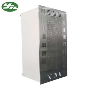 China 40CMM air volume BFU blower filter unit hepa filter blower unit with two low noise fan on sale