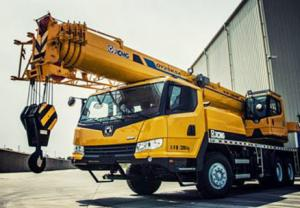 China XCMG 25ton truck crane, telescopic boom crane, hydraulic crane on sale